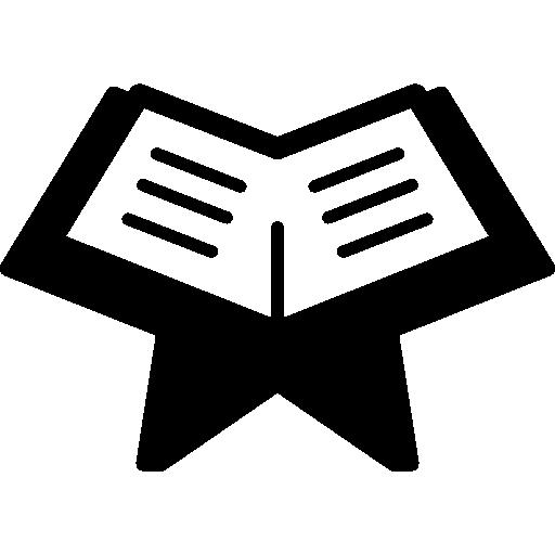 Reading Quran  free icon