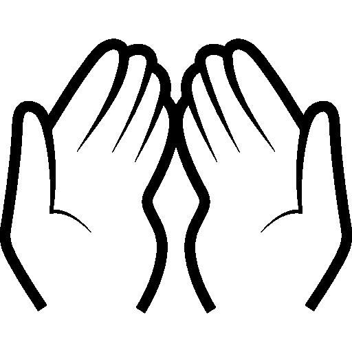 Dua Hands  free icon