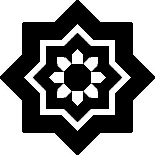 Arabic Art  free icon