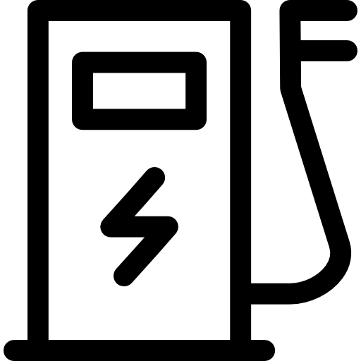 Car Electric Station  free icon