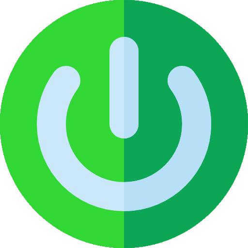 Power  free icon