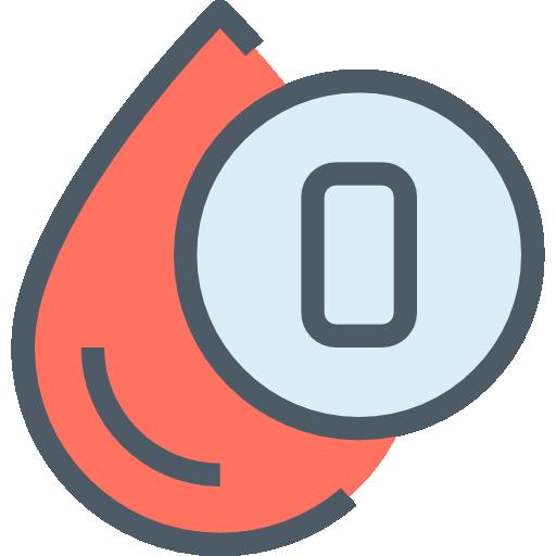 doação de sangue  grátis ícone