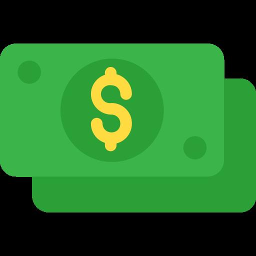 Money  free icon