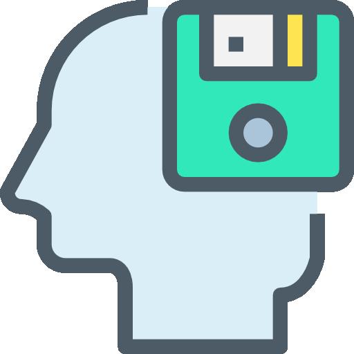 Memory  free icon