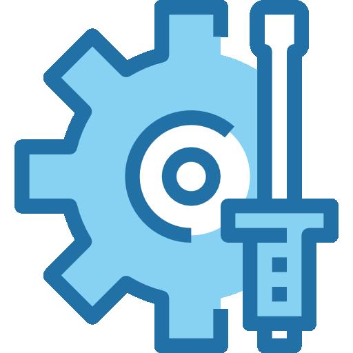 processus  Icône gratuit