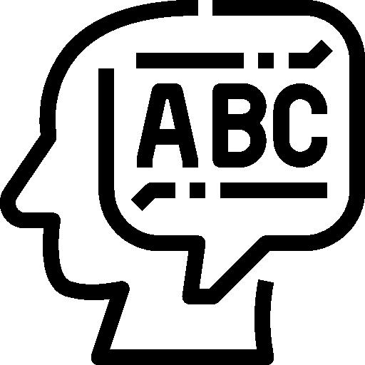 Language  free icon