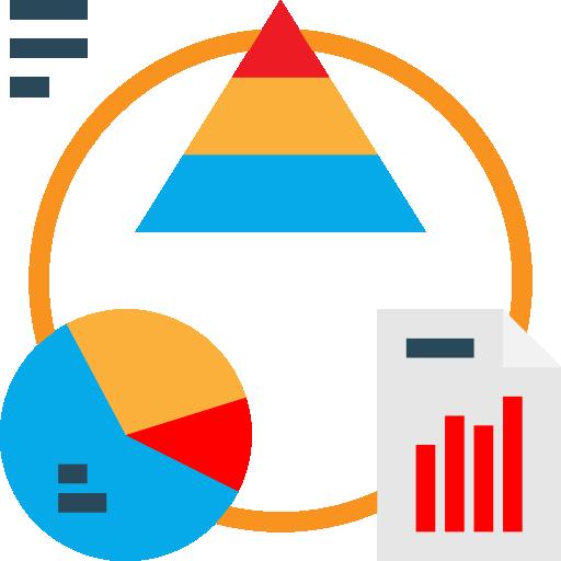 Chart  free icon