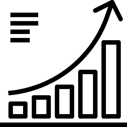diagrama  icono gratis