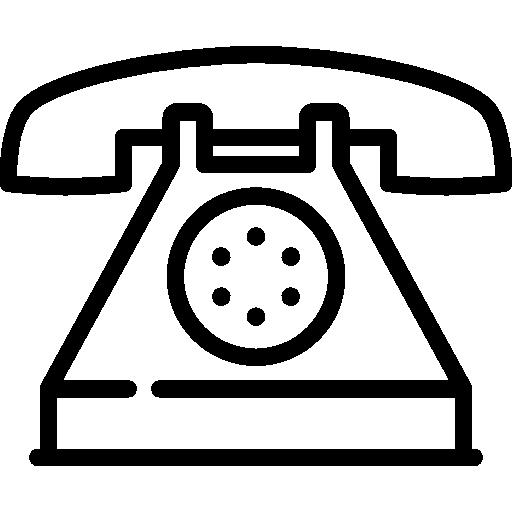 composer le téléphone  Icône gratuit