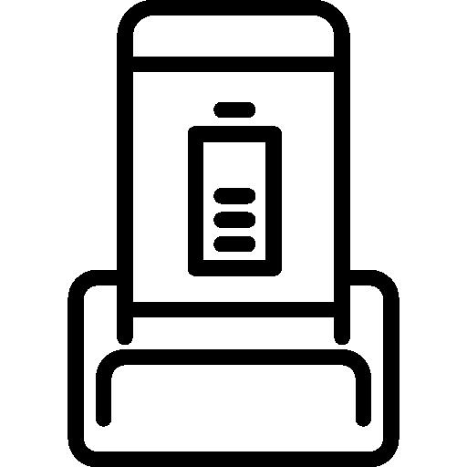 chargeur de téléphone  Icône gratuit