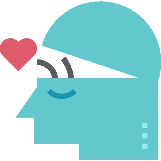 empathie  Icône gratuit