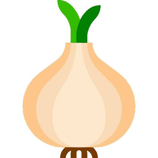 Onion  free icon