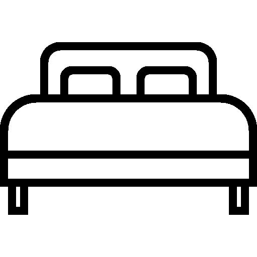 Постель  бесплатно иконка