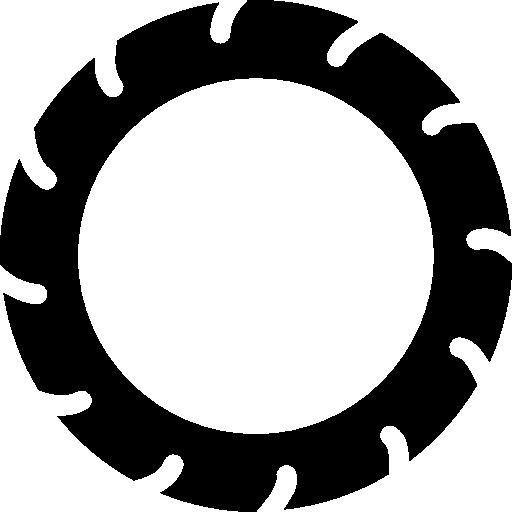 Tire  free icon