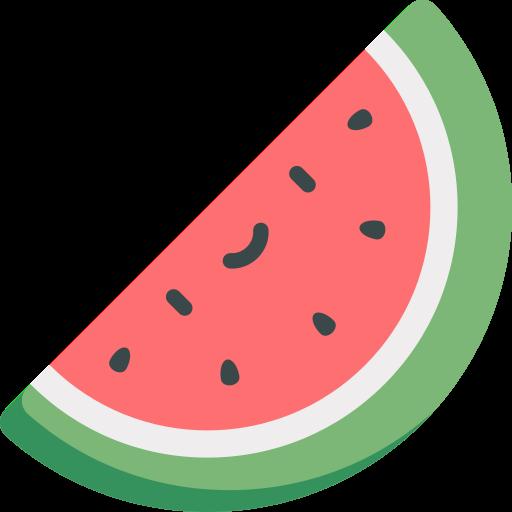 Watermelon  free icon