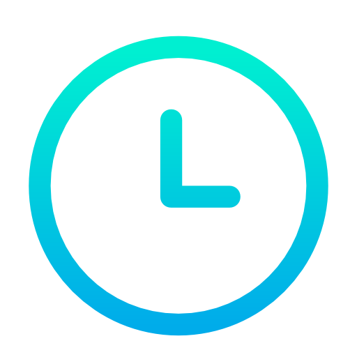 Wall clock  free icon