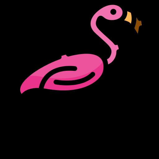 Flamingo  free icon