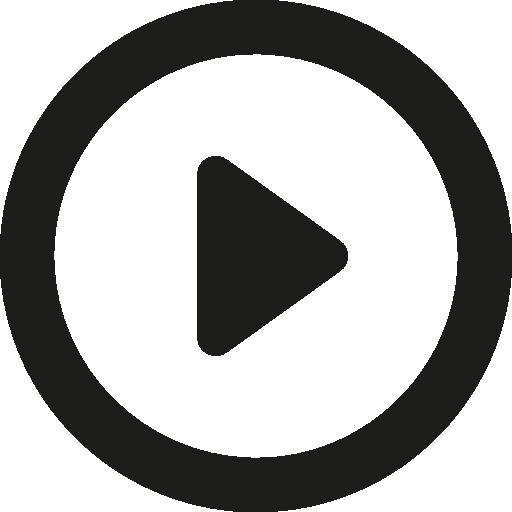 Play Button  free icon