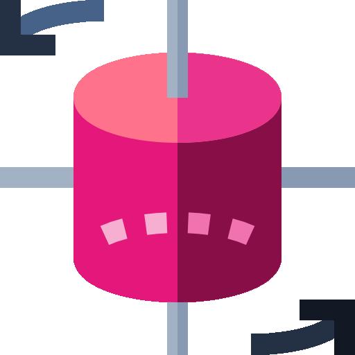 3d modellierung  kostenlos Icon