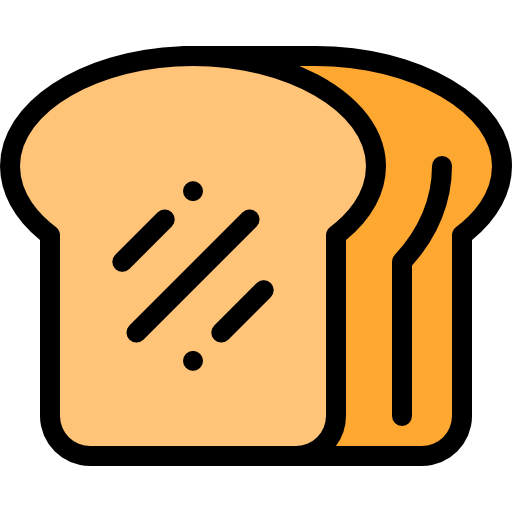 Bread  free icon