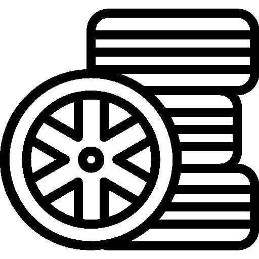 Wheel  free icon