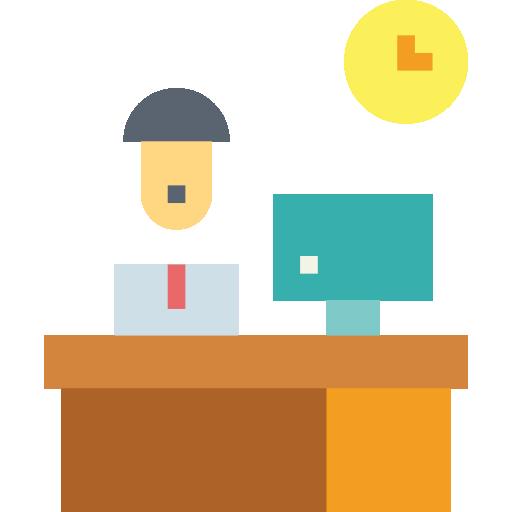 oficina  icono gratis