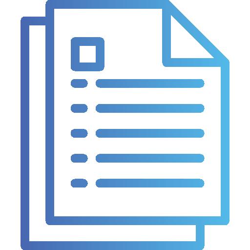 Документ  бесплатно иконка