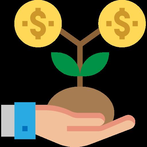 investition  kostenlos Icon
