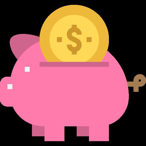 sparschwein  kostenlos Icon
