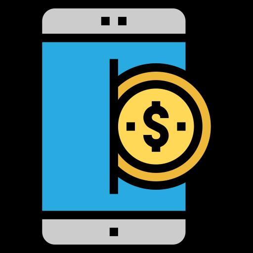 Мобильный  бесплатно иконка