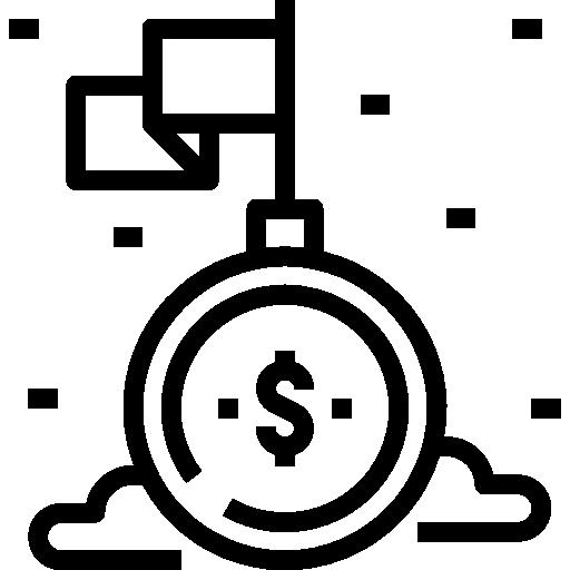 misión  icono gratis