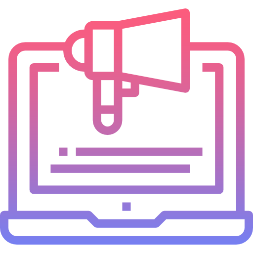 digitales marketing  kostenlos Icon
