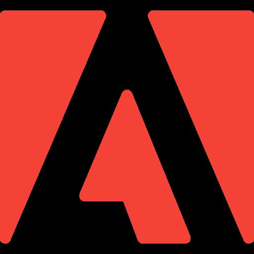 Adobe  free icon