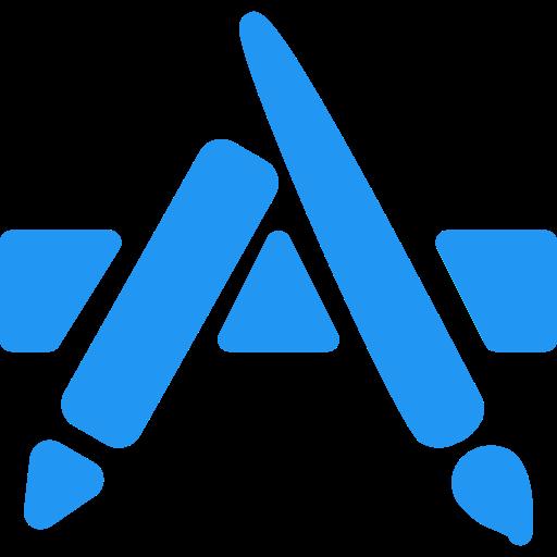 App store  free icon