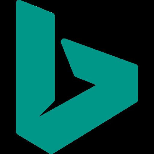 Bing  free icon
