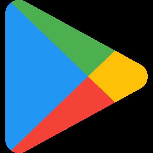 Google play  free icon