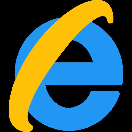 Internet explorer  free icon