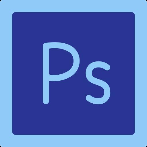 Photoshop  free icon