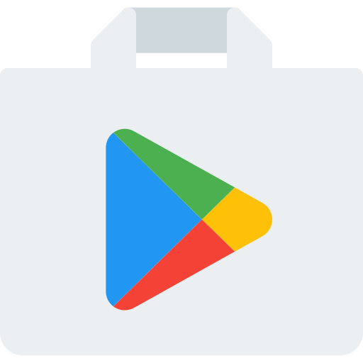 Playstore  free icon