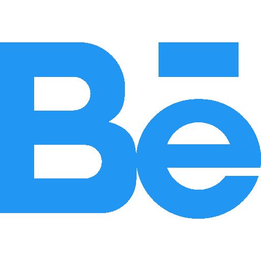 Behance  free icon