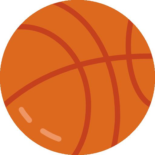 Basketball ball  free icon