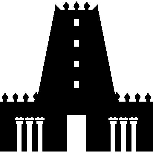 Hindu Temple  free icon