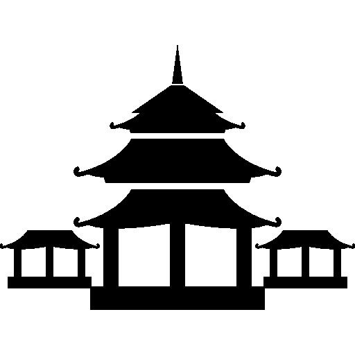 Buddhist Temple  free icon