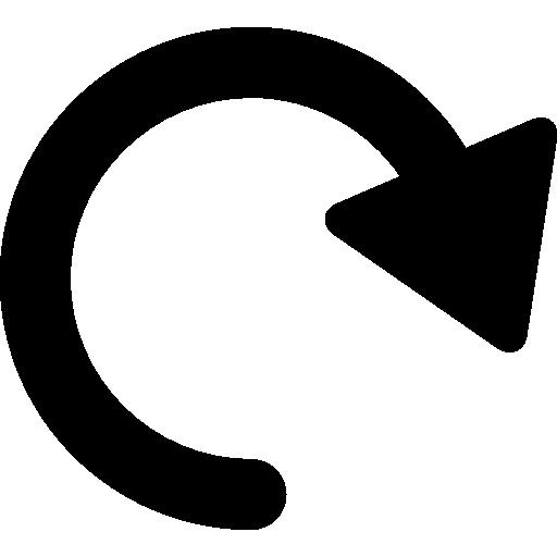 Refreshing  free icon
