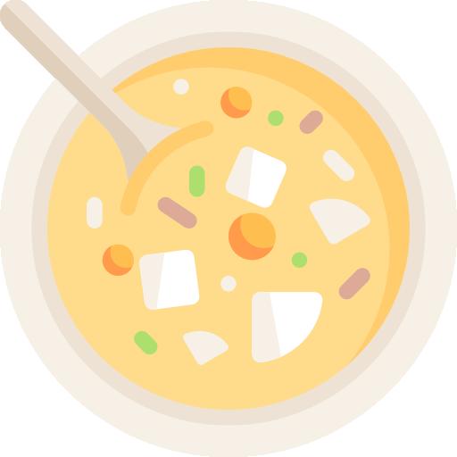 Winter melon soup  free icon