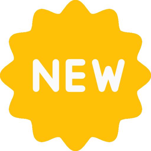 novo  grátis ícone
