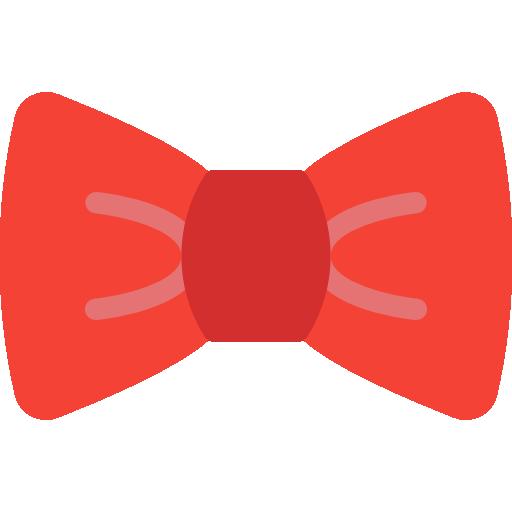 Bow tie  free icon