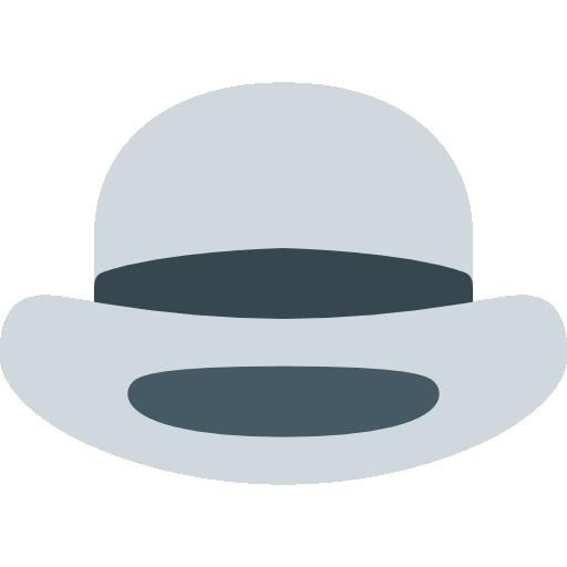 bowler hut  kostenlos Icon
