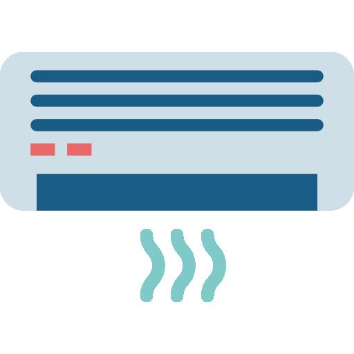 Air conditioner  free icon