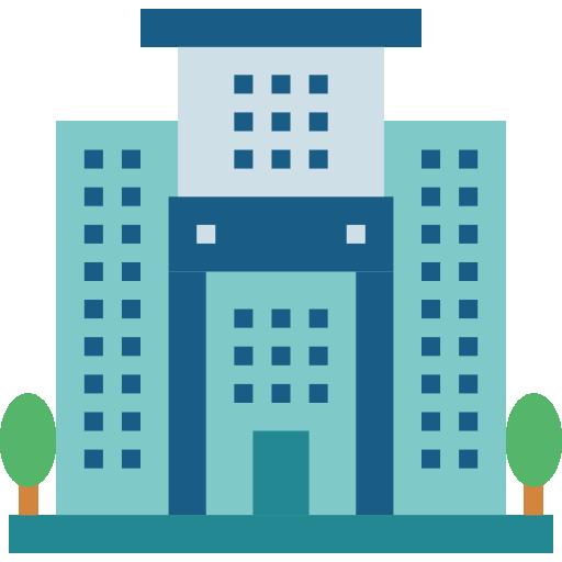 bâtiment  Icône gratuit